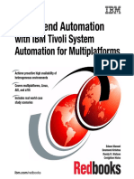 End-to-end Automation with IBM Tivoli System Automation for Multiplatforms - sg247117.pdf