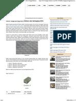 Daftar Harga Paving Block Terbaru Dan Terlengkap 2016 _ Harga Material Bahan Bangunan