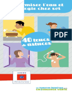 Guide Pratique Trucs Astuces Pour Economiser