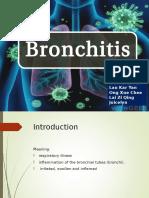 Bronchitis (Biochem Presentation)