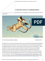 Reproductive technologies. Gene editing, clones and the science of making babies (Economist).pdf