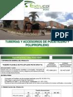 1. Ppt Consideraciones Tub Pead y Pp-r Jun 2016