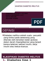 Power Point Asuhan Keperawatan Diabetes Melitus