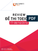 Review Đề Thi Toeic Iig t7 8-10