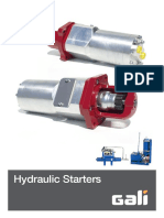 Arrancadores hidraulicos