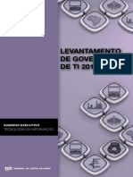 Levantamento de Governanca de TI 2014 WEB