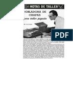 Herramientas_ DOBLADORA DE CHAPAS para taller pequeño - Mi Mecánica Popular.pdf