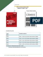 Roteiro de Estudos - C - Fase II - CÁLCULO e TEORIA