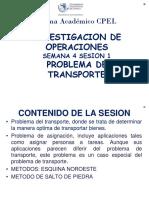 9. Problemas de Transportes