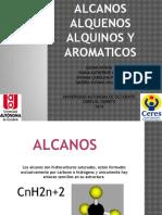 Alcanos Alquenos Alquinos Aromaticos[1]