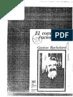 Texto - Gaston Bachelard - El Compromiso Racionalista