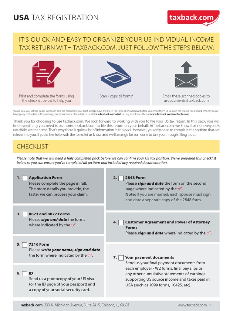 Doc | Tax Refund | Internal Revenue Service