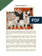 Trabalho de Direito Penal Medieval (1)