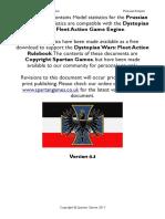 2 FA Prussian Empire 23.02.2017