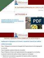 Programa de Incentivos y Caracterización de RRSS_II Parte