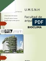 Expo Bioclima
