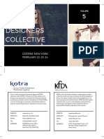 2016.2 Korea Designers Collective_ VOL 3 (Top 19 Brands)