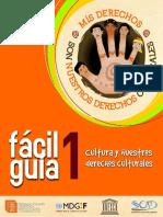 Guia de Estudio Derechos Culturales