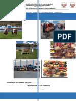 Plan y Reglamento de Feria 2016. (1)