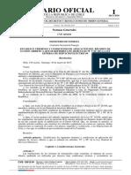 Régimen de Acceso Abierto Referidos Al Art 79 y 80 de La Ley 20936