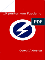 10 Punten Van Fascisme - Oswald Mosley