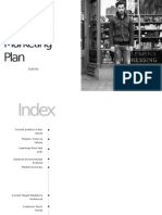 Marketing Plan Template-English