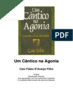 Caio Fábio - Um Cântico Na Agonia