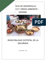Bases Feria Gastronomica