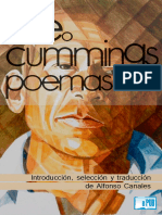 E E Cummings - Poemas