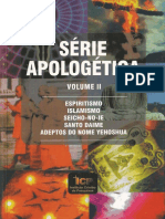 Serie Apologetica. Vol.2