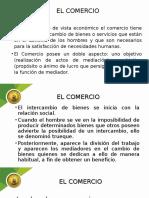 Semana 01 - El D Comercial