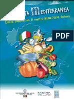 Progetto Dieta Mediterranea in Collaborazione Con MIPAAF Opuscolo Informativo (1)