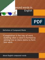 compunds words