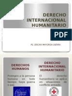 Derecho Internacional Humanitario (1)