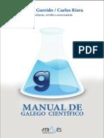 Manual de Galego Cientifico