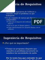 Ingeniería de Requisitos 1