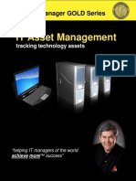 IT Asset Management Spreadsheet Free PDF Template