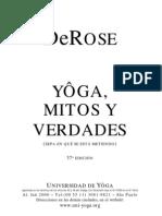 DeRose-Yoga-Mitos-y-Verdades