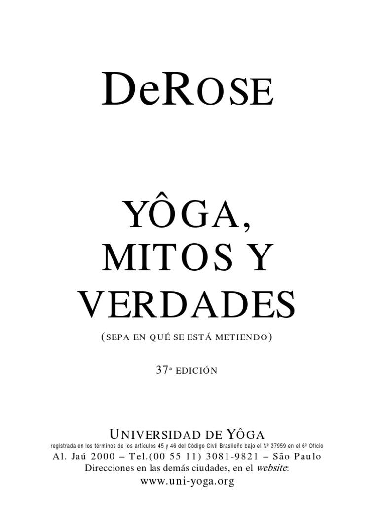DeRose-Yoga-Mitos-y-Verdades 0e7c77261a18