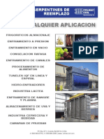 Replacement Coil Application Flyer Spanish