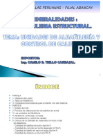 Albañileria-control de Calidad
