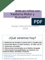 Abordaje Fonoaudiologico en Trastorno Motor y Multideficit (1)