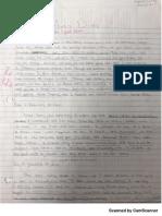Diary Entry Sample 1