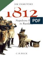 Zamoyski, Adam - 1812