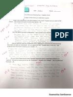 Manzanar Test Student 2