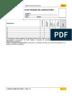 Instrumento de Evaluacion de Laboratorio de Fisica 2016 - 2 (1)