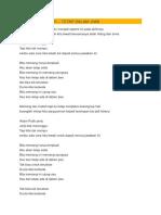 Lirik Lagu Dari Isyana Sarasvati Dan Yura Yunita