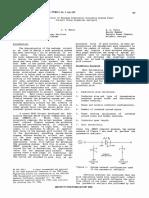 Determination of Maximum Substation Grounding System - Garrett y Patel