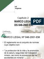 Marco Legal seguridad