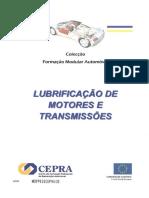 Lubrificação de Motores e Trasnsmissões